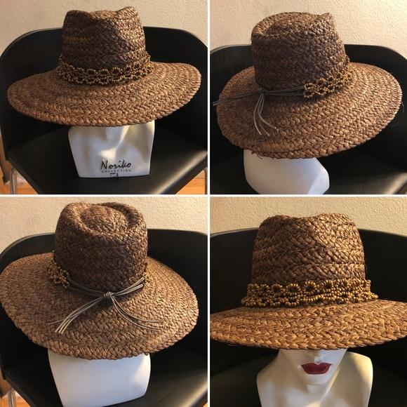 2c376e95c2d3d Liz Claiborne Large Brim Hat